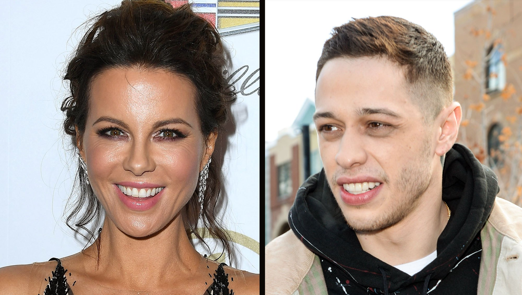 Kate Beckinsale Is Into Pete Davidson He's Exactly Her Type