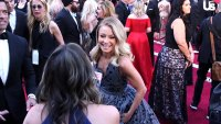 Oscars 2019 Watch Kelly Ripa, Angela Bassett and More Fangirl Over Their Favorite Celebrities