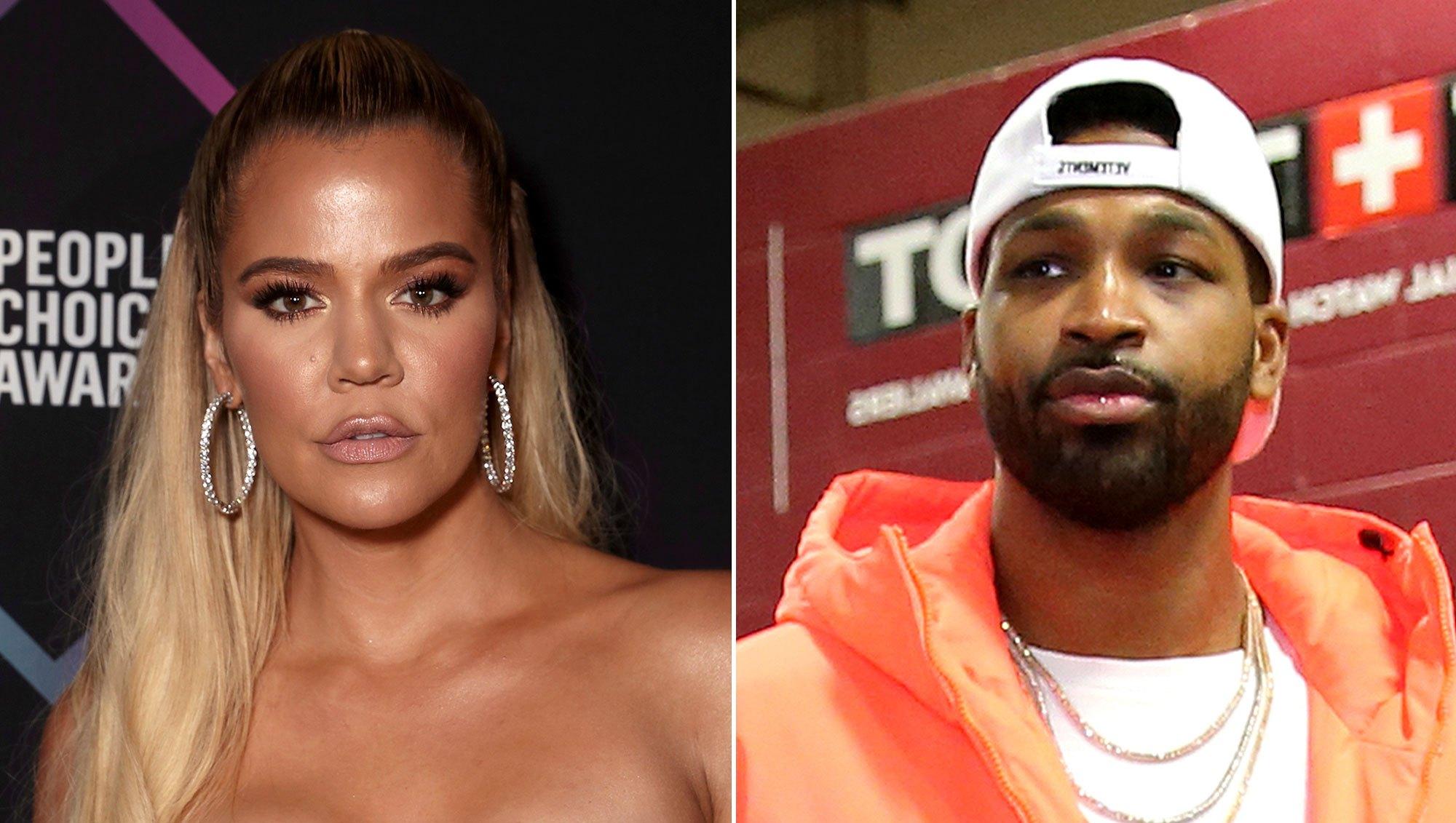 Khloe Kardashian Posts Cryptic Messges Amid Tristan Split Rumors