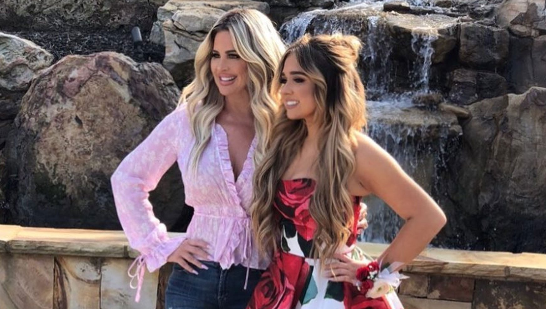 Kim Zolciak Admits She 'Paid for a Stomach' as Daughter Ariana Biermann Struggles With Insecurities
