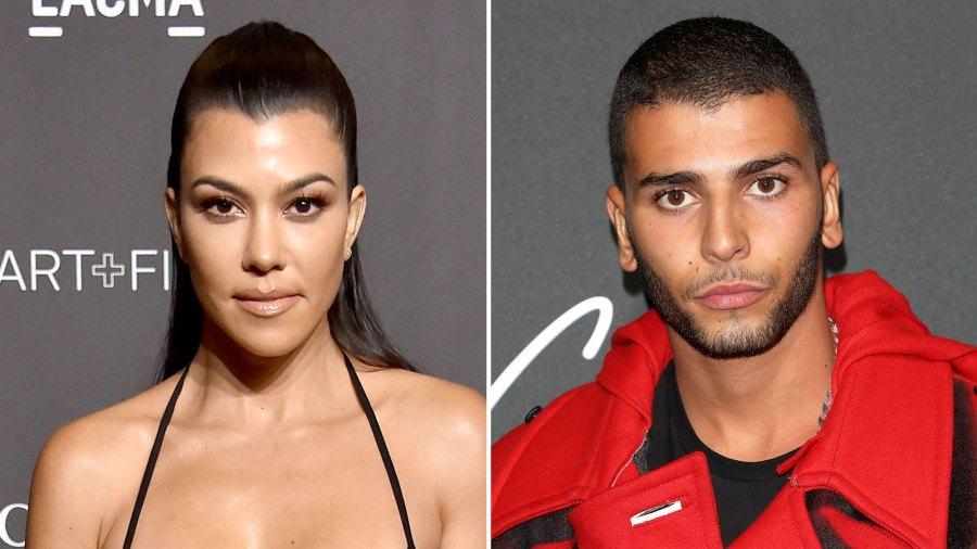 Kourtney Kardashian Crosses Paths With Ex Younes Bendjima Six Months After Split