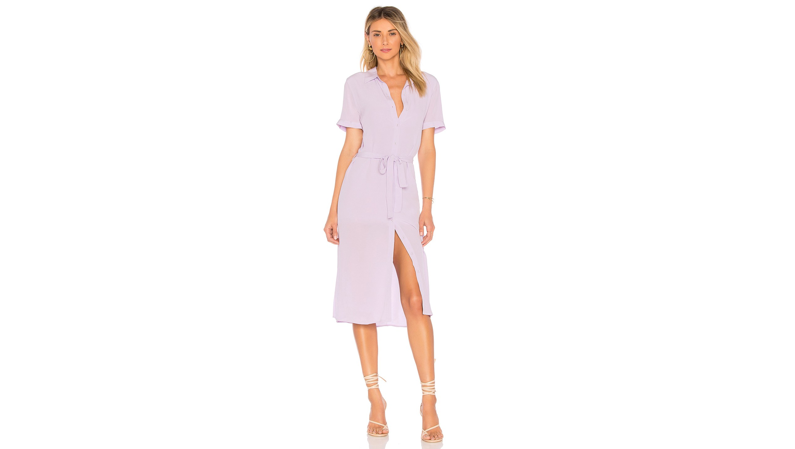 l'academie shirtdress