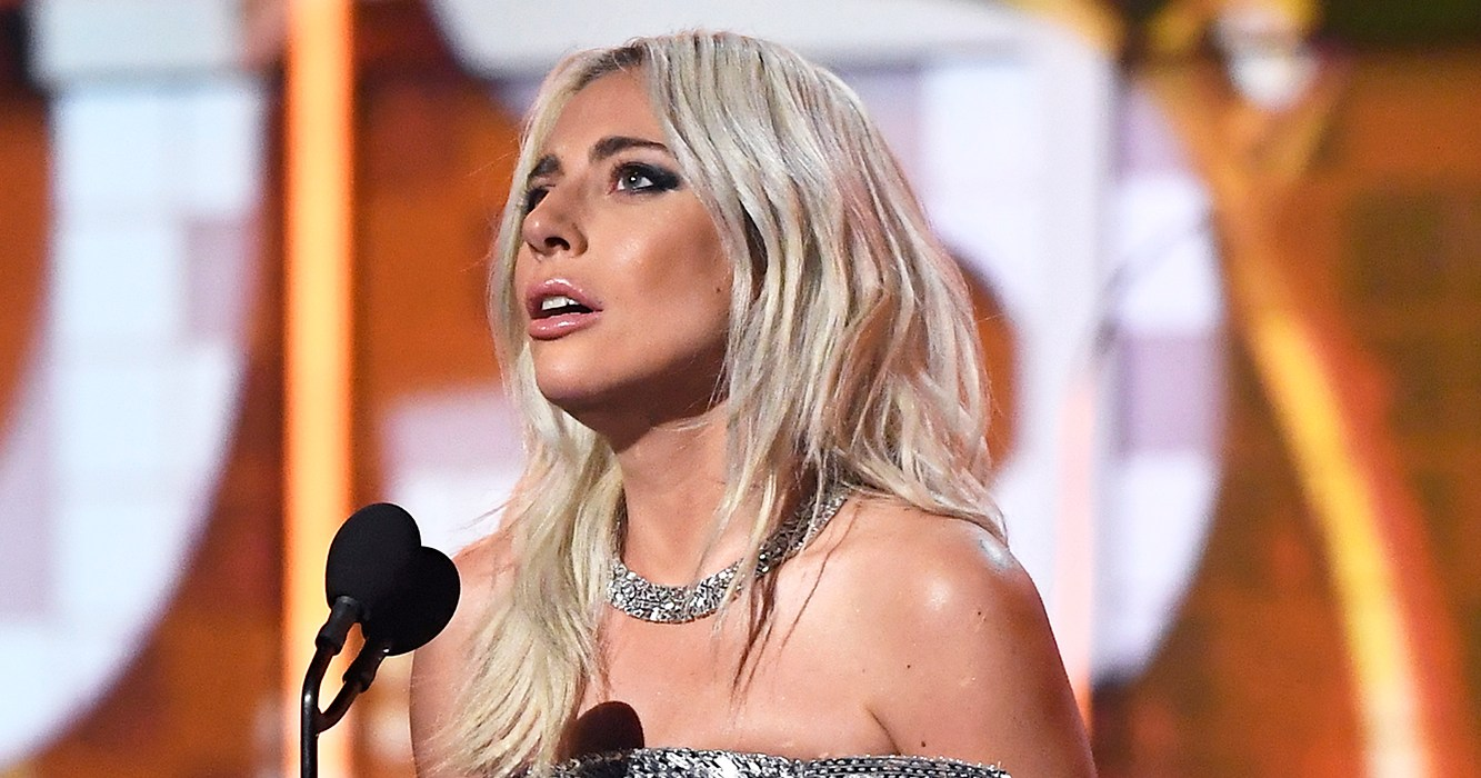 Lady Gaga Talks Mental Health During Grammys Acceptance Speech
