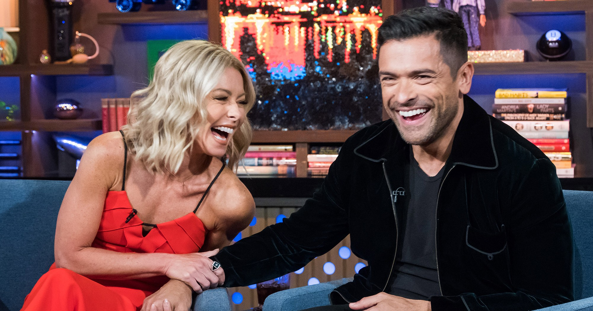 Mark Consuelos Reveals How He Won Kelly Ripa Back After Splitting a Week Before Their Wedding