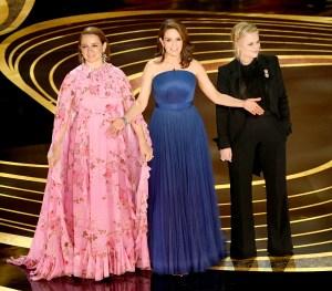 Oscars 2019 Fans Wish Maya Rudolph Amy Poehler Tina Fey