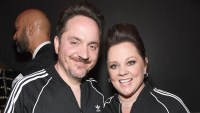 Melissa McCarthy and Ben Falcone TracksuitNation Oscars 2019 Afterparty