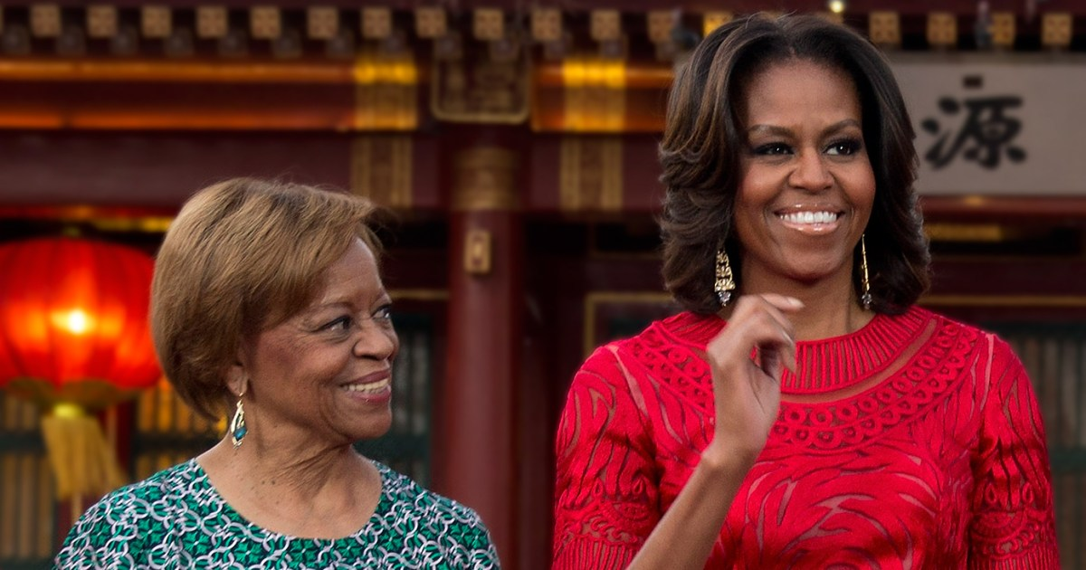 Michelle Obama's Mom Trolls Her Over Grammys 2019 Appearance