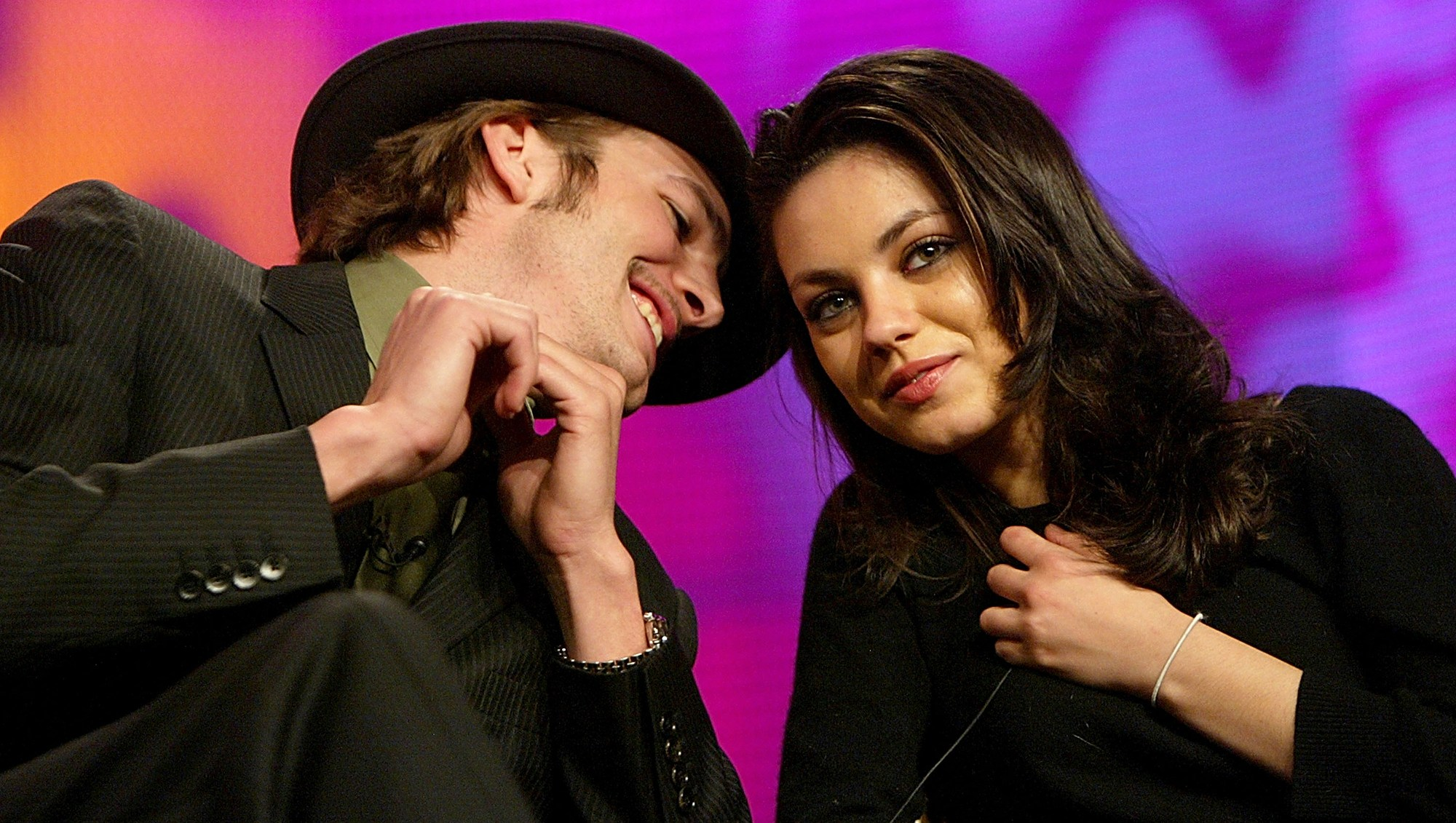 Mila Kunis Details Ashton Kutcher's Valentine's Day Mistake
