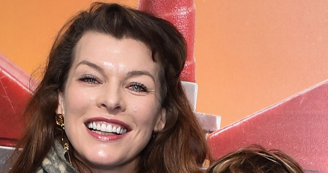 Milla Jovovich Keeps Her Preteen Daughter From Feeling 'Entitled'