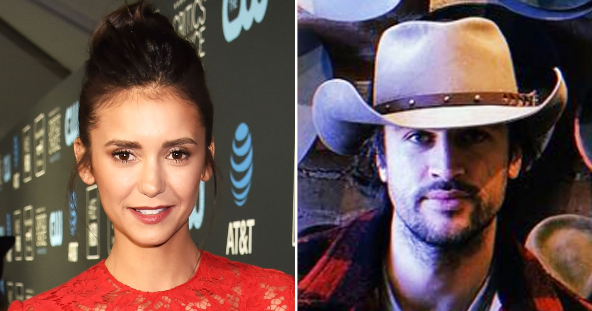 Nina Dobrev Spotted Kissing Grant Mellon at Super Bowl Parties More Than a Year After Glen Powell Split