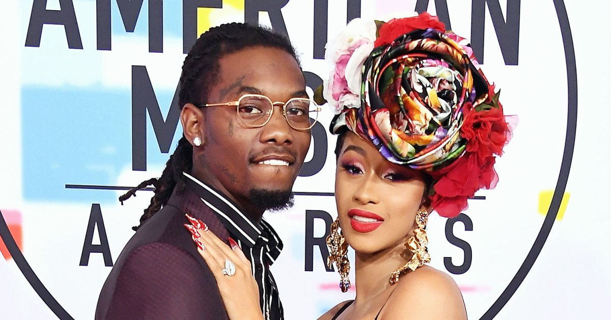 Why Offset Changed Album Cover After Cardi B Shared
