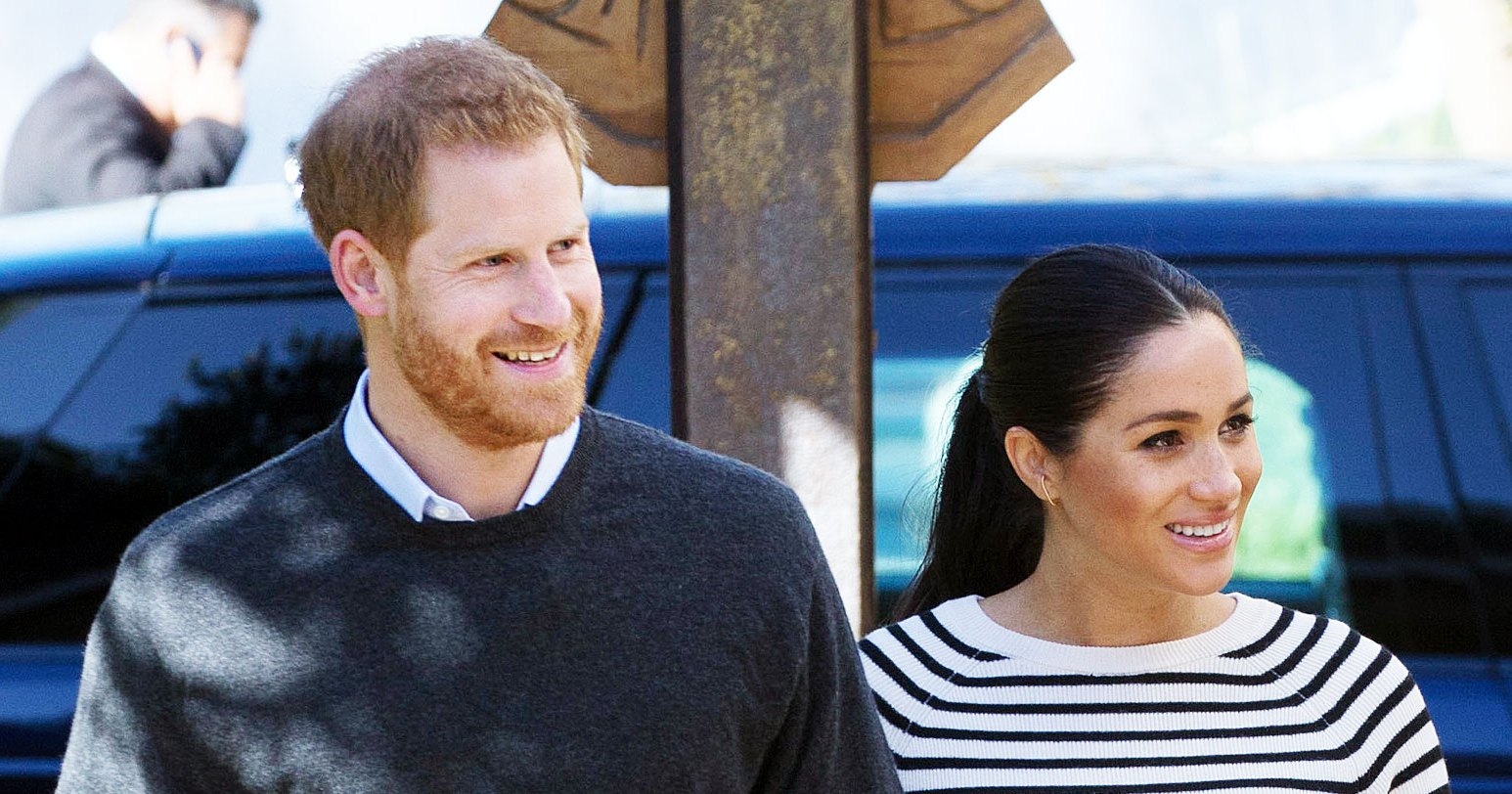 Duchess Meghan and Prince Harry Actually Know the Gender of Their Baby