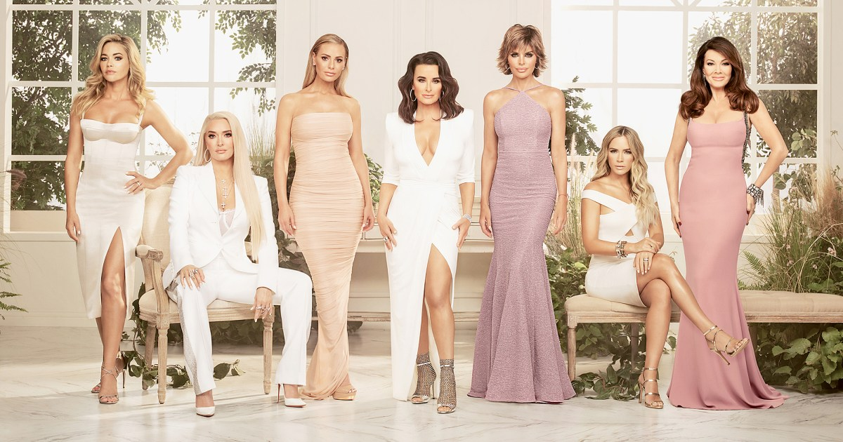 'Real Housewives of Beverly Hills' Cast Tease 'Unexpected ...  'Real Housewi...