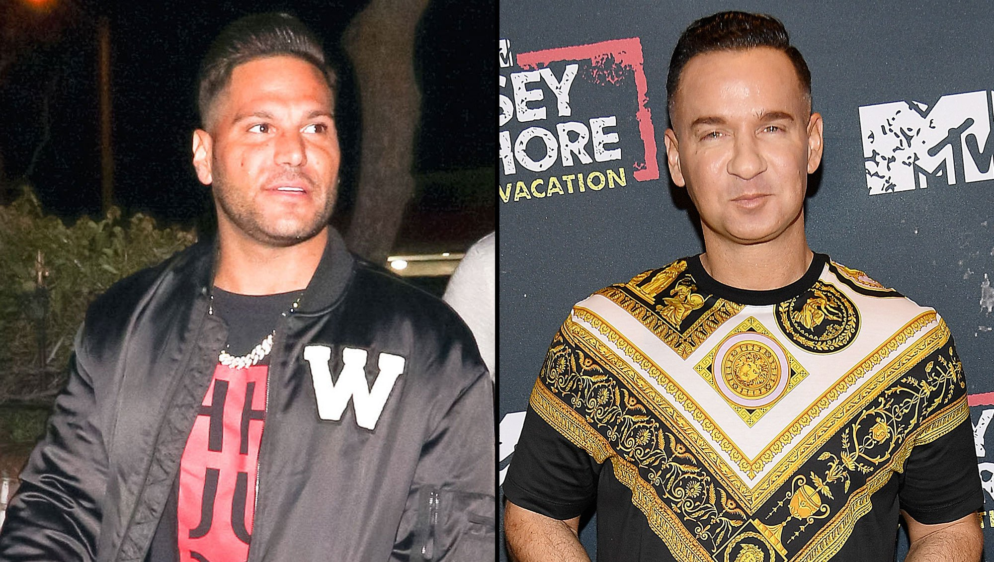 Ronnie Oritz-Magro Talks to Mike Sorrentino in Prison 'Every Day'