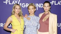Sara and Erin Foster Praise Busy Mom Kate Hudson for Her Hands On Parenting