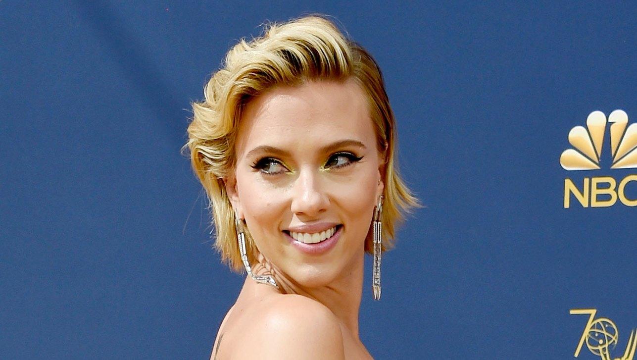 Scarlett Johansson Trainer News Years Resolutions On Track