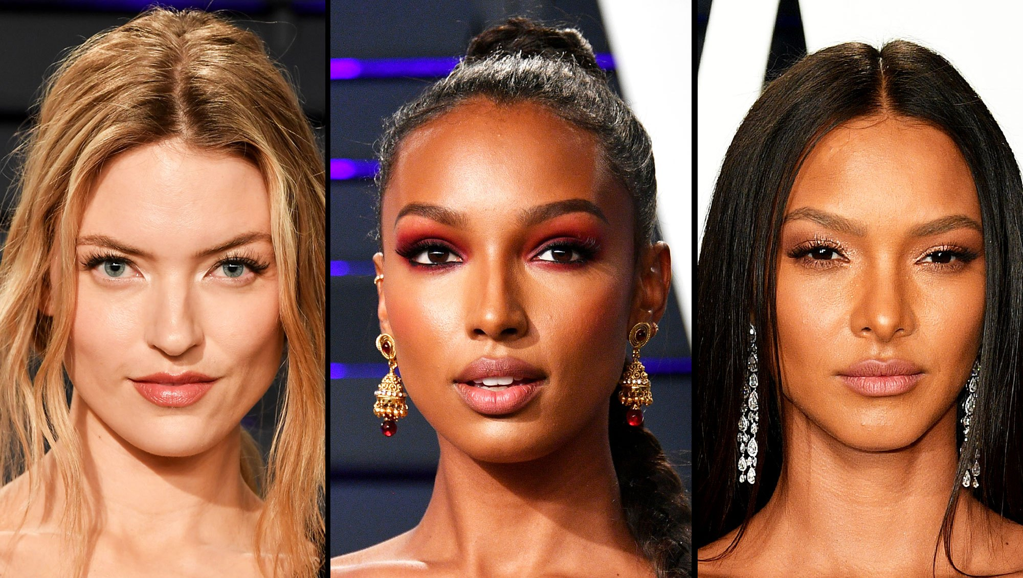 See How a Victoria Secret Model Gets Ready for a Red Carpet