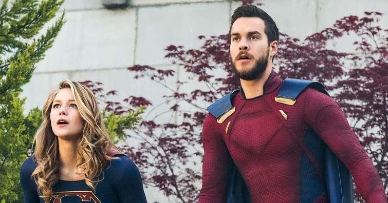 Supergirl's Melissa Benoist and Chris Wood Are Engaged: See Her Ring