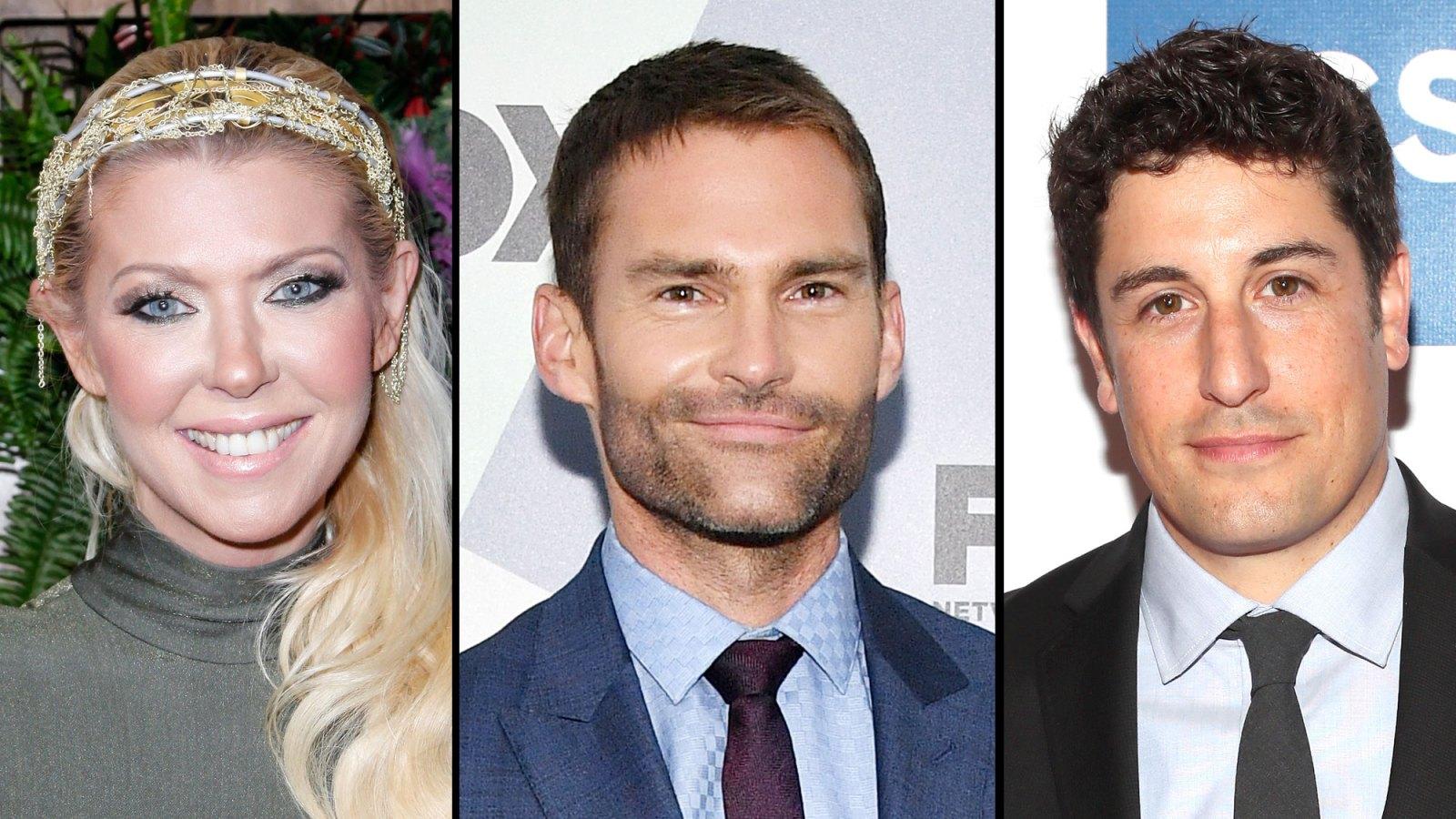 American Pie 2 Hot Scene tara reid: seann, jason 'have to get along' for 'american pie 5'