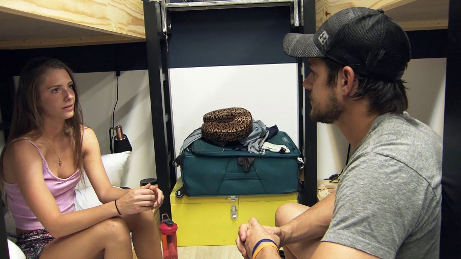 The Challenge's Jenna Compono Gives Update on Zach Nichols Relationship