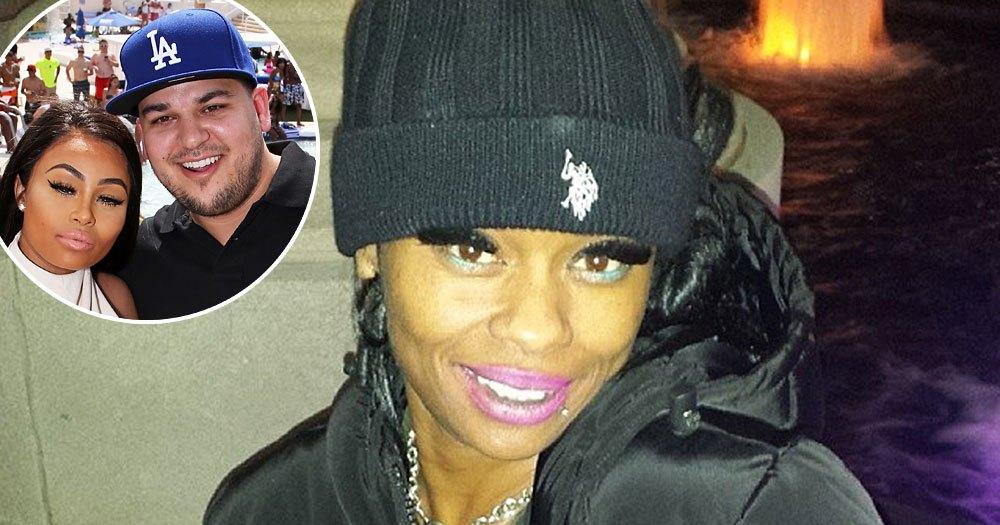 Blac Chyna's Mom Sides With Rob Kardashian in Custody Battle