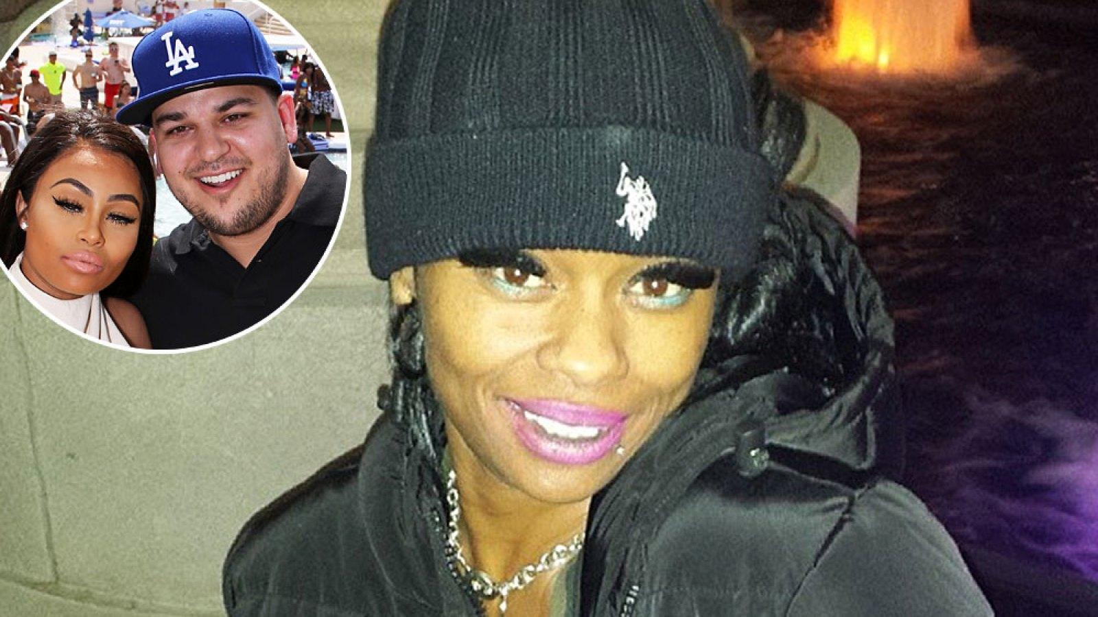30dcad12bae Blac Chyna s Mom Says Rob Kardashian Should Get Custody of Kids