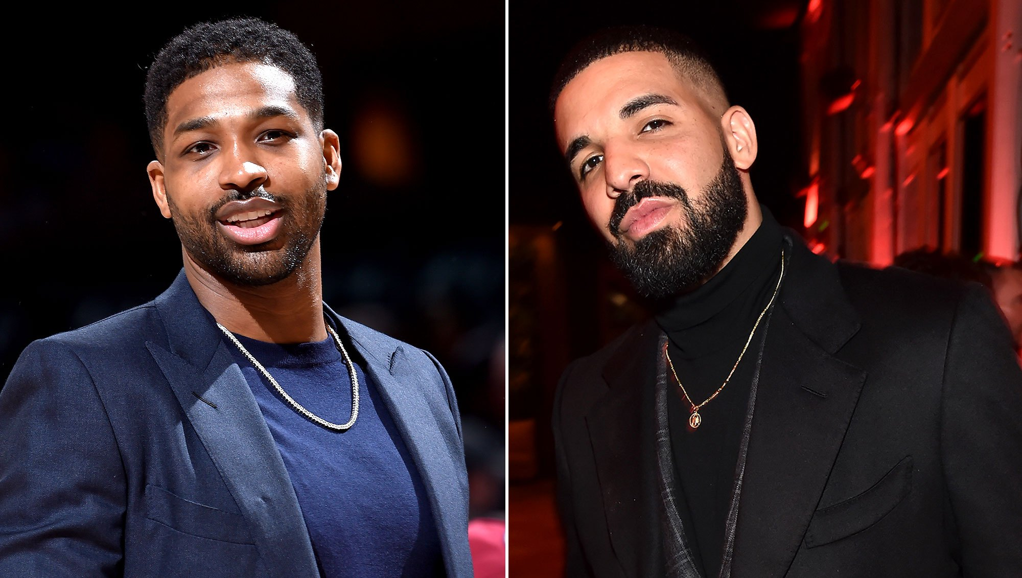 Tristan Thompson Has 'Boys Night' With Drake, Pals Amid Khloe Kardashian Split Rumors