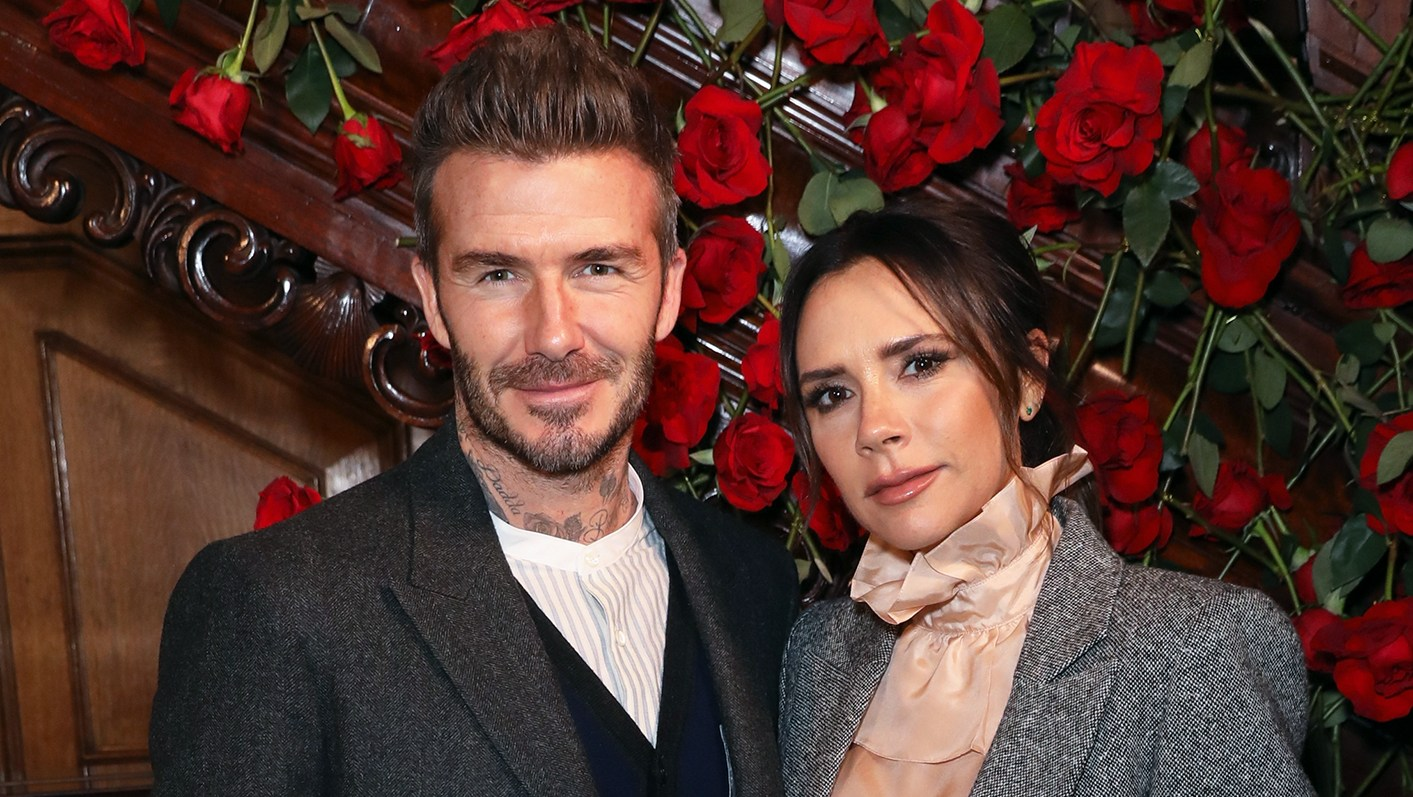 Victoria Beckham Jokes Her Messy Hotel Room 'Would Be Giving David a Panic Attack'