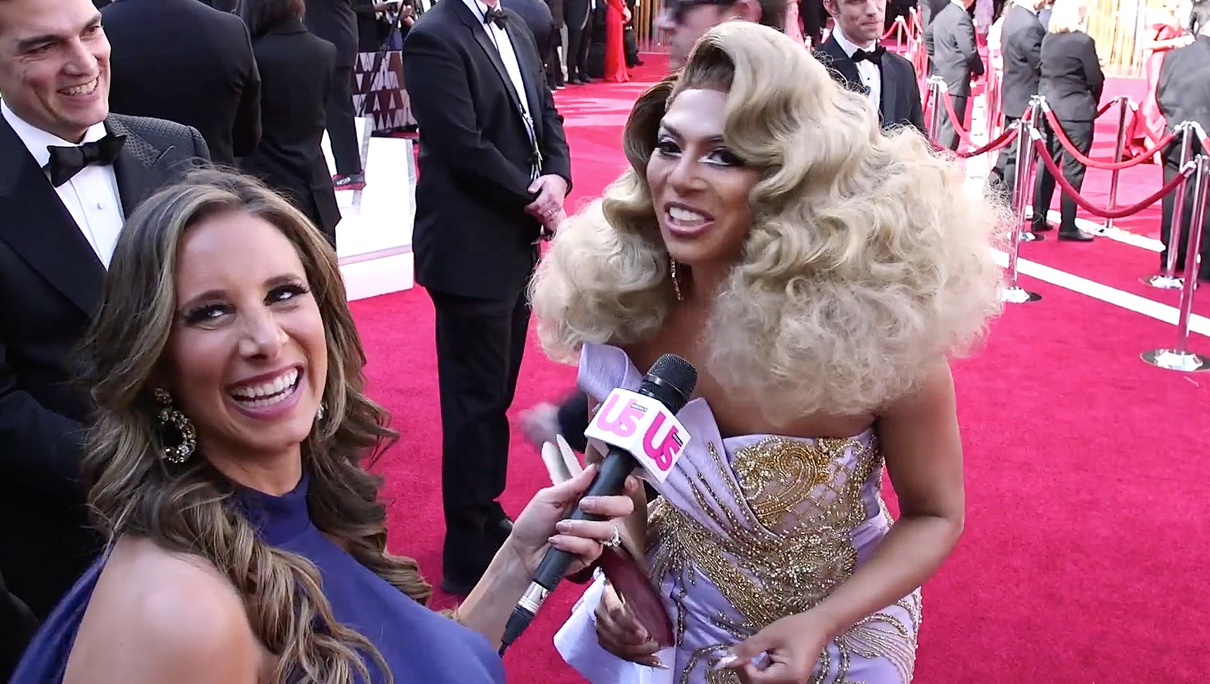 Watch All the Celebrity Outtakes From Us Weekly's Red Carpet Interviews at the 2019 Oscars