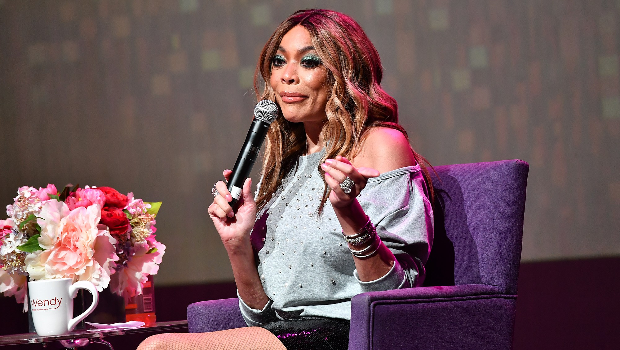 Wendy Williams Is '100 Percent Not Involved' in Show Changes, Guest Hosts