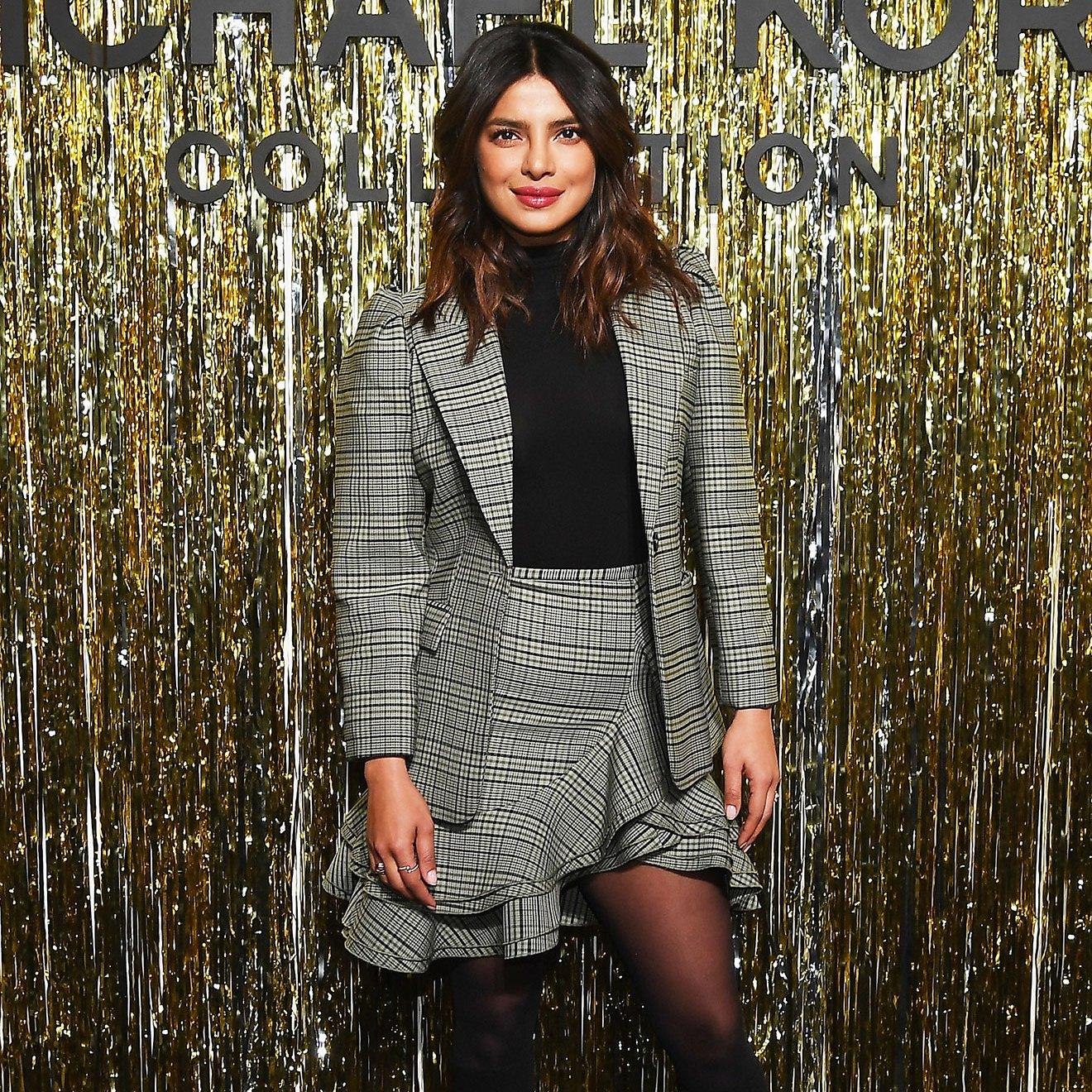 Priyanka Chopra Michael Kors Collection Fall 2019 Runway Show about last night