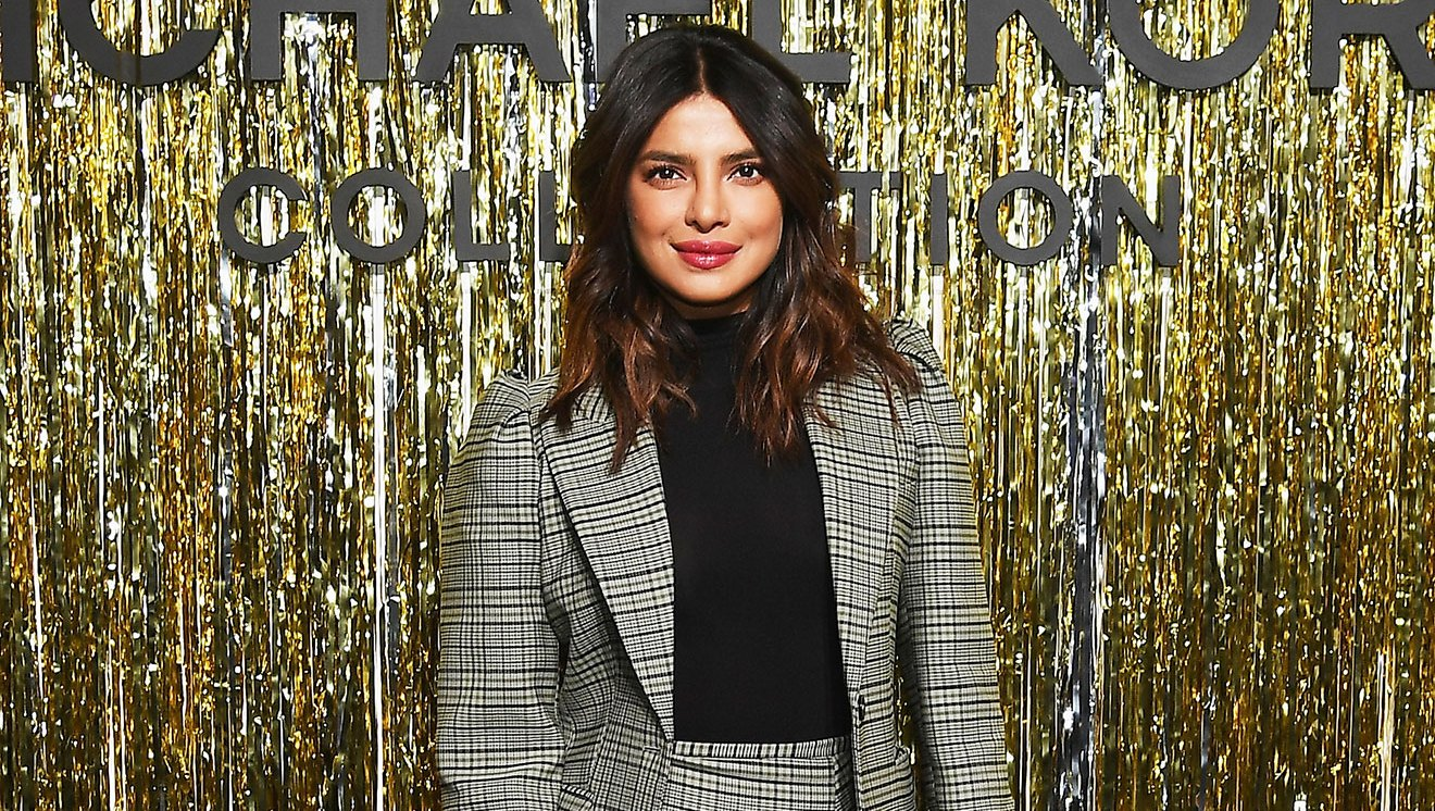 Priyanka Chopra Michael Kors Collection Fall 2019 Runway Show about last night