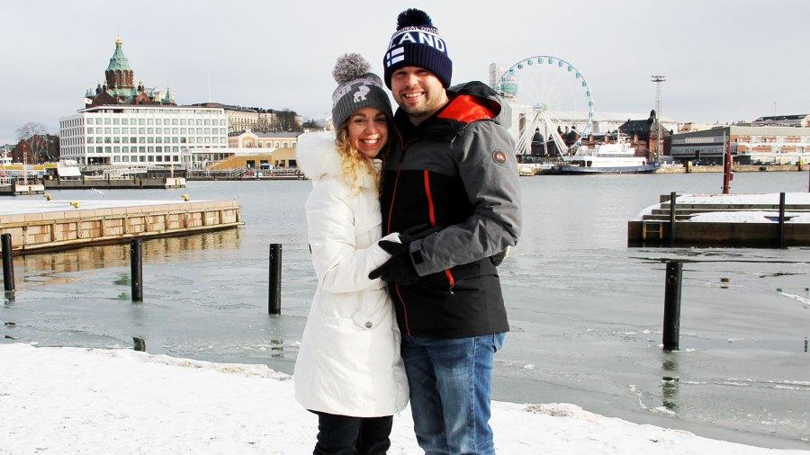 John-David Duggar and Abbie Grace Burnett Enjoy Romantic Honeymoon in Finland: 'Married Life Is Fantastic'