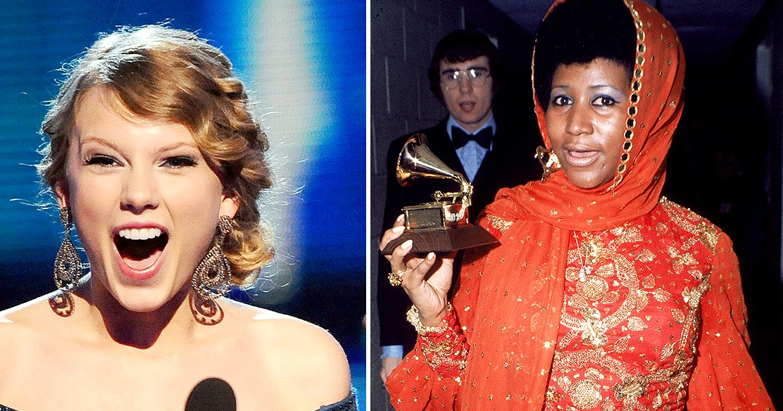 Stars Who Have Broken Grammy Records: Beyonce, Adele, Taylor Swift and More