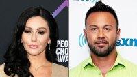 Jenni 'JWoww' Farley Calls Her Kids Her 'Valentines' Amid Roger Mathews Drama