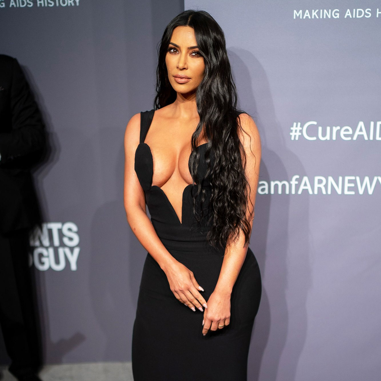 Kim Kardashian Shuts Down Nose Job Rumors Once Again