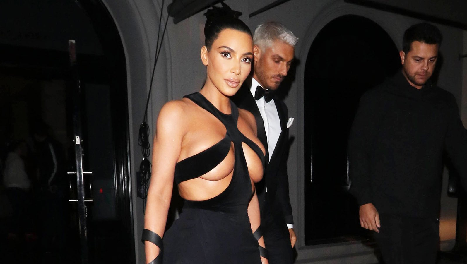 Kim Kardashian Stands Up for Husband Kanye and Calls Out Design Replicas