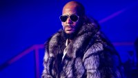 R. Kelly Arrested After Being Charged With 10 Counts of Aggravated Sexual Abuse