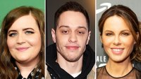 Aidy Bryant Wishes 'the Best' for 'SNL' Costar Pete Davidson and His New GF Kate Beckinsale