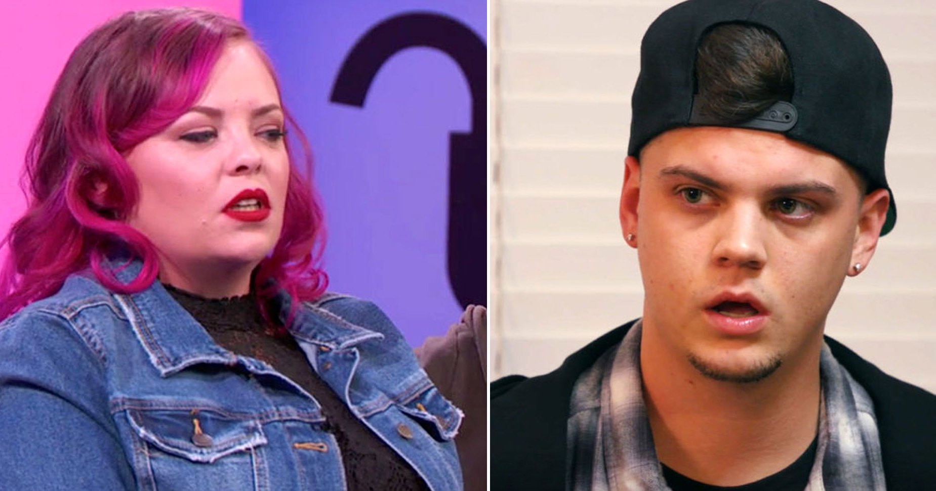 All of the Times Catelynn Lowell and Tyler Baltierra Have Clapped Back on Social Media