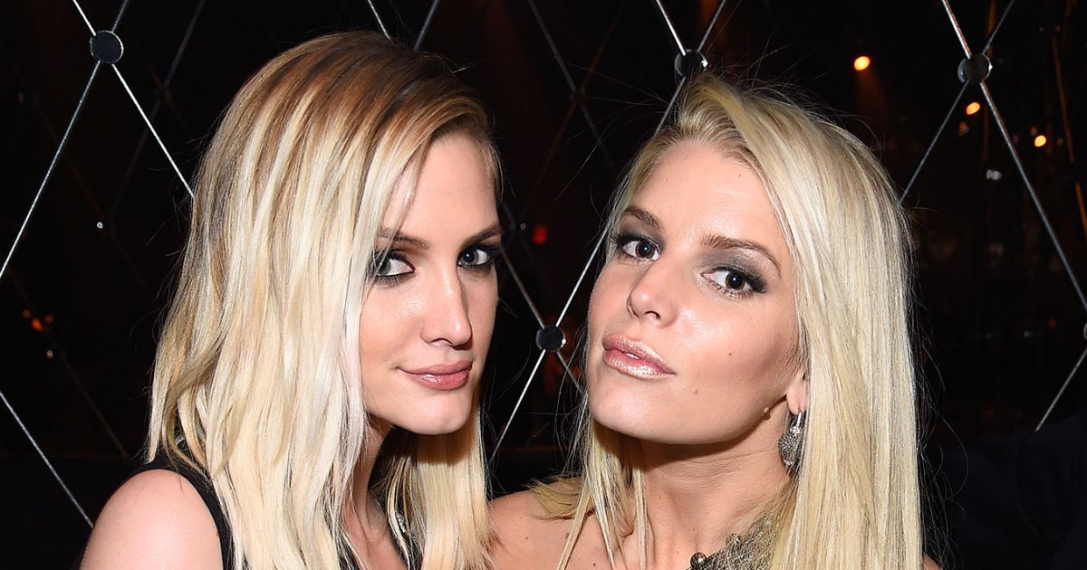 Ashlee Simpson: Jessica Simpson Is Doing 'Amazing' After Birth