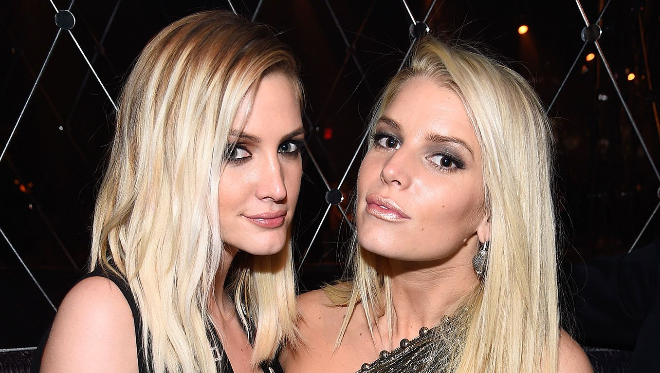 Ashlee Simpson: Jessica Is Doing 'Amazing' After Giving Birth to Birdie