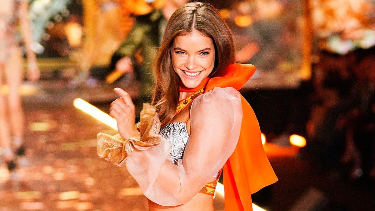 ff1ee64e Barbara Palvin Named Victoria's Secret Angel: Details