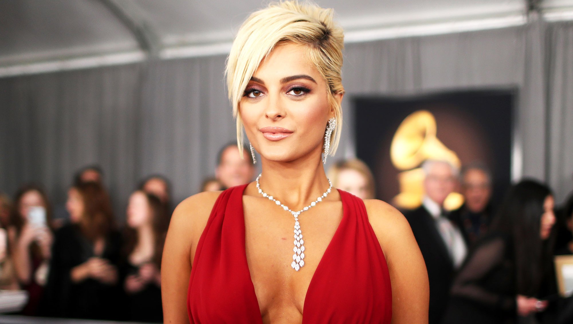 Bebe Rexha and Dad Reconcile After He Called Her Provocative Music Video Embarrassing