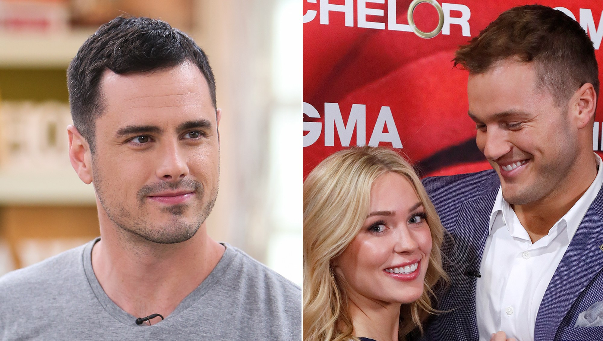 Ben Higgins Congratulates Cassie Randolph and Colton Underwood After Throwing Shade at Their Breakup