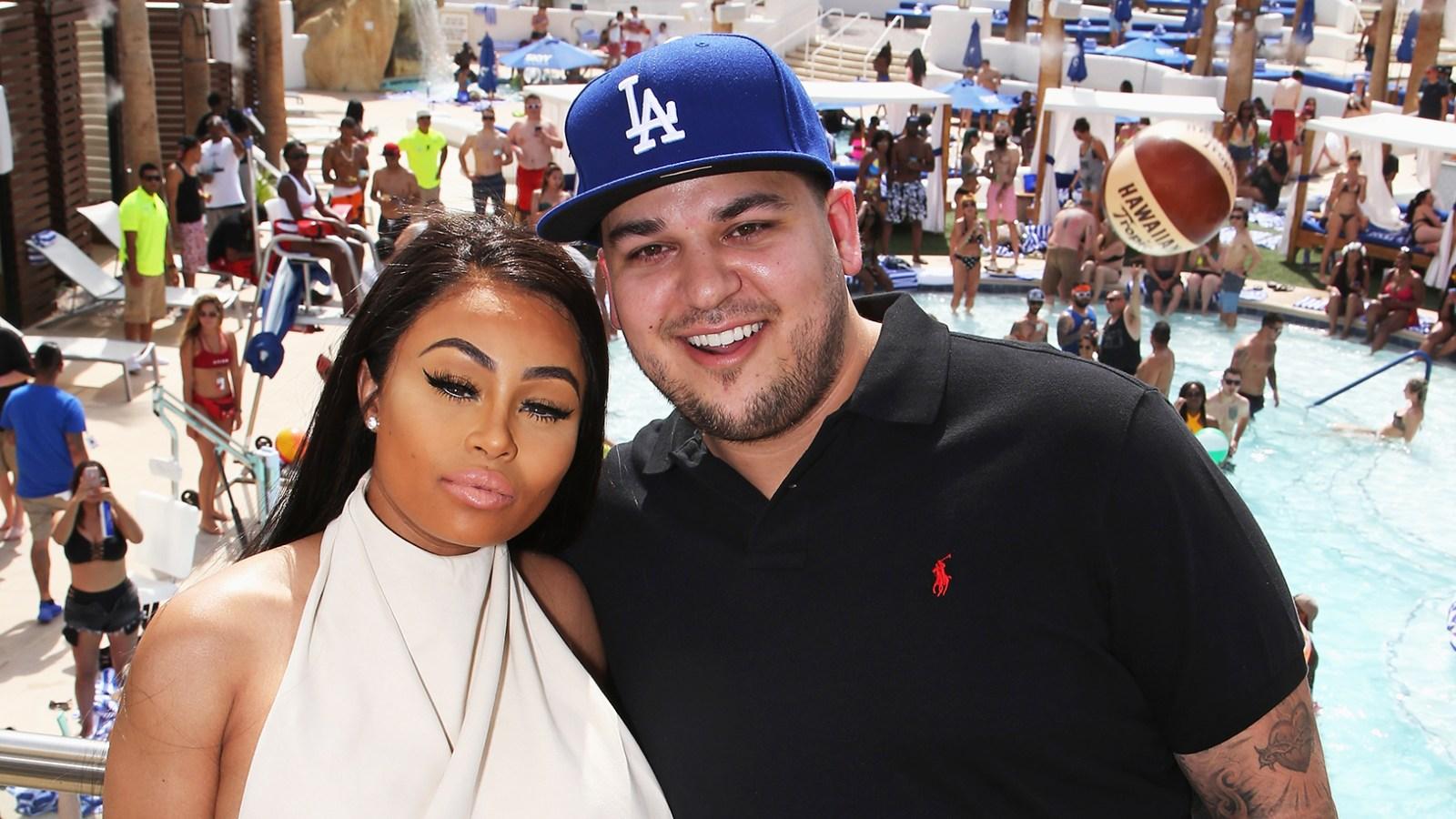 a3a6121337f Blac Chyna Wishes Ex Rob Kardashian a Happy B-Day After Making Peace