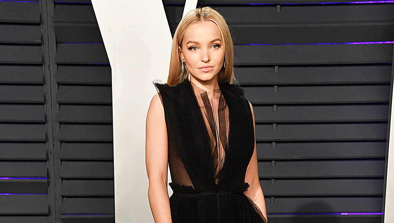 Dove Cameron How to Make a Black Dress Less Basic According to a Celeb Stylist