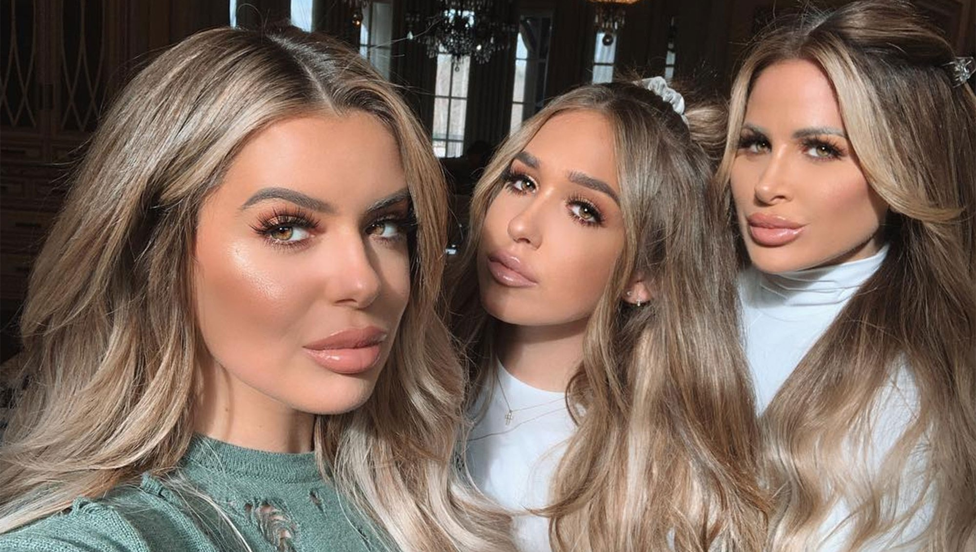 Brielle Biermann Jokes About '3 for 1 Special' at Plastic Surgeon With Mom Kim Zolciak and Sister Ariana