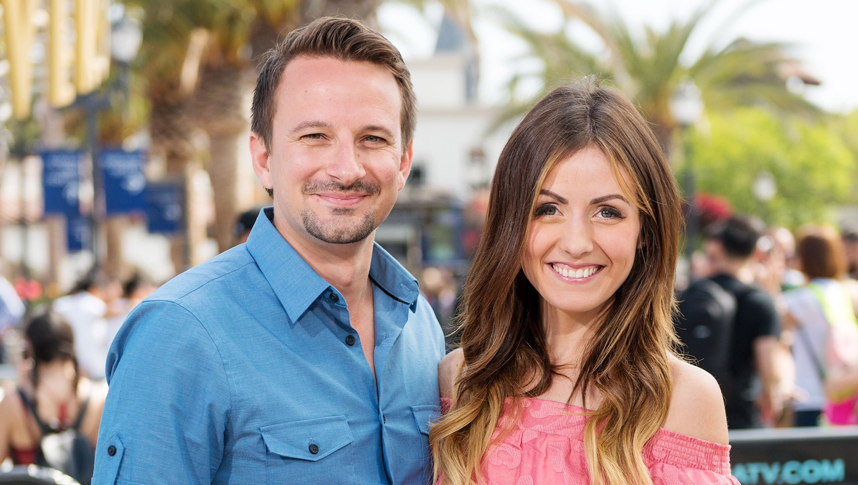 Carly Waddell Evan Bass Baby Daughter Prefers One Parent