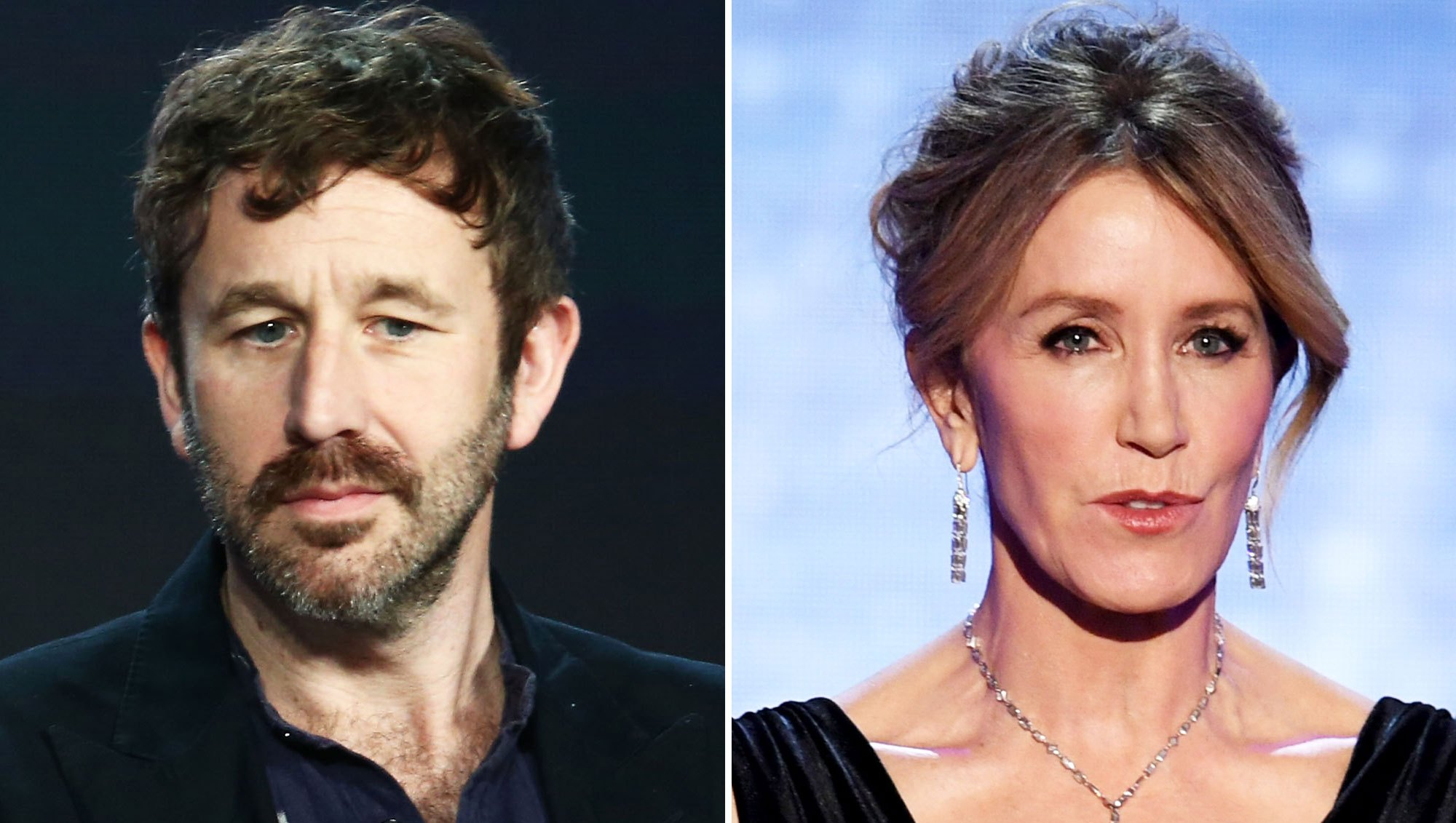 Chris O'Dowd Calls Costar Felicity Huffman's College Scandal a 'Very Trying Time' for Her Family